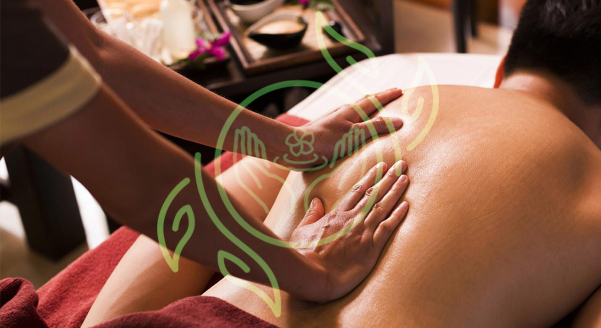 Traditionelle Thaimassage 60 min