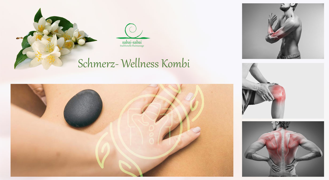 Schmerz Wellness Kombi Anti Stress